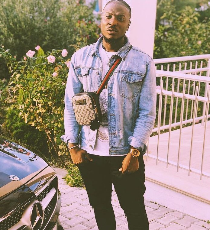 My High School Crush Is Now Ugly – Peruzzi Peruzzi took to Twitter to give an update on how his high school crush turned out, after a recent meeting.