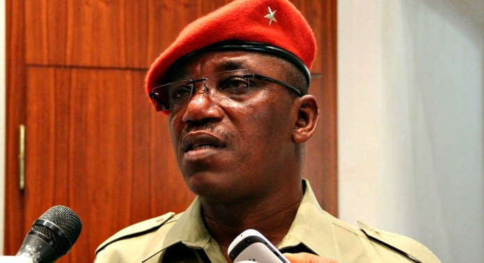 Nigerians are rejoicing over the absence of former sports minister, Solomon Dalung, from President Muhammadu Buhari's ministerial nominees' list. Buhari passed his ministerial list to the Senate on Monday via executive communication and Dalung was not among the former minister reappointed. Dalung had boasted that nobody born of a woman can Buhari from re-appointing him in an interview in June. Nigerians have celebrated his absence from the list.