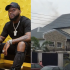Davido's father, Adedeji Adeleke's house on Esther Adeleke street in Lekki, Lagos state was gutted by fire today July 16th. According to an eyewitness, the fire started this afternoon at about 1pm at the pent house of the building. The fire service officials were alerted and they were able to quickly put out the fire before it spread to other sections of the house. No casualty was recorded in the incident.