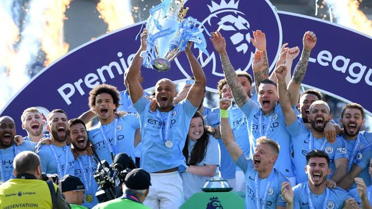 The Premier League will use the head-to-head record between two sides level on points to determine their league positions in a bid to avoid the need for an end-of-season play-off. The new rule has been introduced ahead of the 2019/20 season, and will come into effect if teams are level on points, goal difference and goals scored. Under the previous rules, teams level on those three criteria would be forced to take part in a play-off to determine which one took the higher position. But their head-to-head record will now come into effect in that scenario, with the team with the most points taking the higher place. If the sides are level on points in their head-to-head record, the team with the most away goals in the matches between them finish higher. If the teams still cannot be separated a play-off will take place at a neutral venue, with the format, timing and venue to be determined by the Premier League The rule will apply to teams fighting for the title and European qualification, as well as sides battling against relegation.