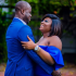 Pretty Lady Bares Her Cleavage In Pre-Wedding Photos With Her Man A Nigerian lady put her on display with her husband-to-be in lovely pre-wedding photoshoot…