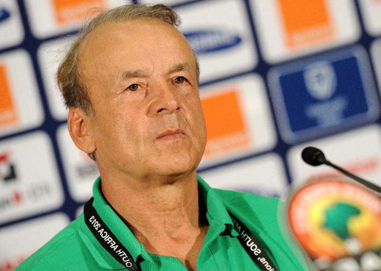 Super Eagles head coach,Gernot Rohris expected to quit his role despite leading Nigeria to a third-place finish in this year's Africa Cup of Nations inEgypt.  The 66-year-old Germanwas criticized by many over his'lack of tactical nous' or, in other words, an 'inability to read matches' at the tournament.