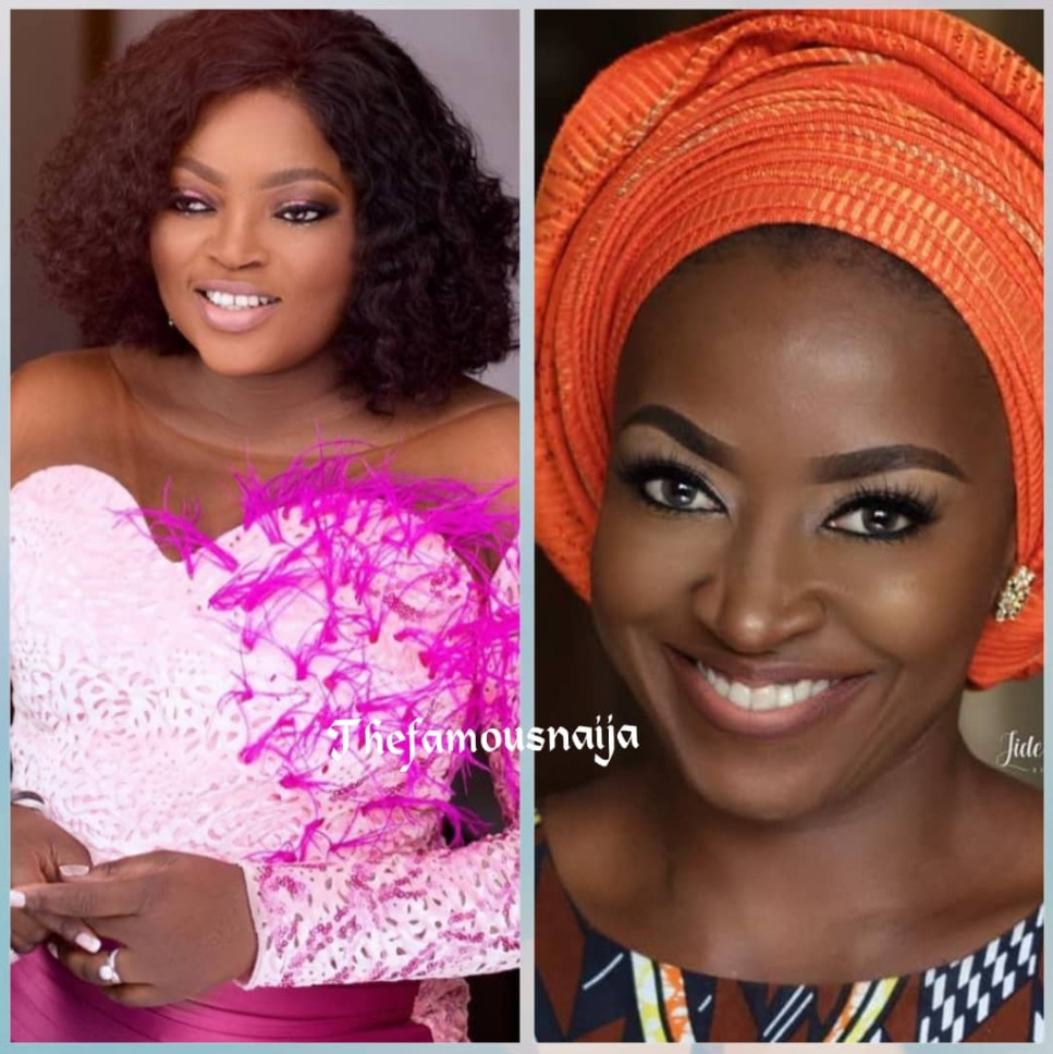 """A-List actress, Kate Henshaw is celebrating her 48th birthday today and many celebrities have joined her to celebrate with her.  Star actress, Funke Akindele, while celebrating Kate Henshaw shared a very interesting encounter she had with Kate who was already a big star when Funke started her first 'Waka pass' role in 1997.  Sharing an interesting video of 48 year old Kate Henshaw dancing, Akindele wrote:  """"I'm sure @k8henshaw can't remember the story I'm about to tell…… In 1997 when i started my acting career i met @k8henshawon the set of Unclad Wire. That was my first experience before the camera so i was so nervous. I played the role of a waitress who was asked by the lead actor to tell the lead actress (Kate Henshaw) that he loved her. Immediately the director called ACTION,i started shaking because i was so nervous. Kate held my hands and told me that i could do it.  After the scene, i was so hungry but wasn't given food as (waka pass concern nau ) Kate saw me waiting and she went to tell them to give me food.  This woman here is so wonderful and selfless. I can go on and on about this NO NONSENSE WOMAN, VERY ORGANISED WOMAN. God bless you more sis, may you live longer in good health and wealth. HAPPY BIRTHDAY KATE THE GREAT  LOVE YOU Sis mi""""  Watch the video of 48-year-old mother of 1, Kate Henshaw dancing sexily"""