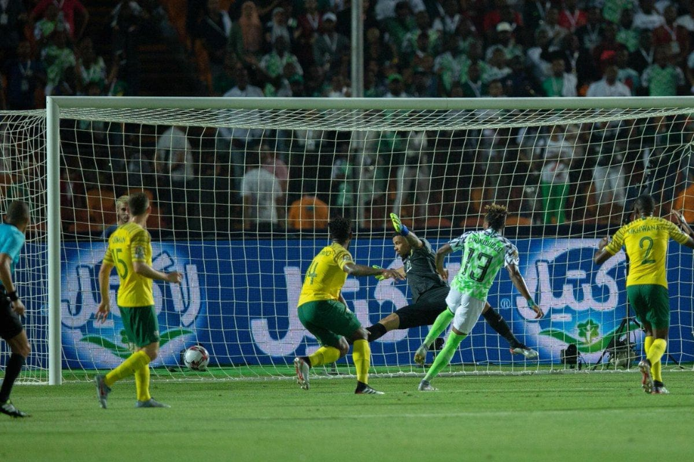 AFCON: South Africans Hail Chukwueze, Ndidi And Others South Africans on Thursday hailed Nigeria's Samuel Chukwueze and Winfred Ndidi for their outstanding performances in their 2-1 quarter-final triumph over Bafana Bafana at the 2019 Africa Cup of Nations in Egypt.