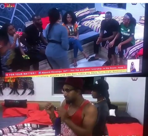 Popular Portharcourt first daughter sipmly Tacha Leads Women Revolt In BBNaija House. The famous housemate called out the head of house, Jeff for always putting men first over ladies when choosing teams, which led to support from her fellow ladies who were already not happy about a man being the head of house, who was partial in his choice.