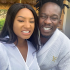 Femi Otedola daughter's, Temi Otedola celebrates her boyfriend, Oluwatosin Ajibade, better known by his stage name Mr Eazi on his 28th birthday.