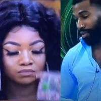 "BBNaija's Mike is currently being hailed on Twitter for speaking the truth to his fellow housemate, Tacha. Tacha and Seyi who were ""evicted"" and sent to a fake house during last Sunday July 21st eviction show, returned back to the B"