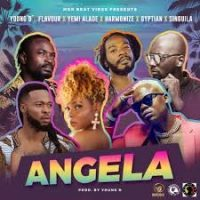 Download Music Mp3:- Young D Ft Flavour x Yemi Alade x Harmonize x Gyptian – Angela