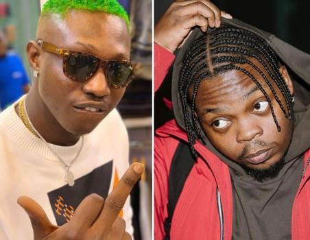 Rapper, Zlatan has shared screenshots of the DMs he sent YBNL boss, Olamide back in 2016 before he became popular.  The hilarious messages shows Zlatan begging profusely to secure a collaboration with Olamide and even went as far as saying, 'If I die tomorrow and I don't get the chance to sit and talk to you, I won't be happy with myself'.  See the rest below….