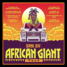 Download Music Mp3:- Burna Boy - African Giant