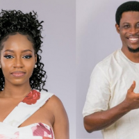 Khafi gave a grisly narration of her dream in which Seyi killed herduring her diary session on Thursday August 1. The Nigerian-born British Police officer disclosed that she had the dream after a disagreement with Seyi who she described as 'opinionated'.