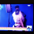 Big Brother Naija couple, Ike and Mercy who rumoured to be dating each other shared a hot romantic kiss at the BBNaija Saturday party.