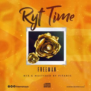Download Music Mp3:- Freeman - Ryt Time