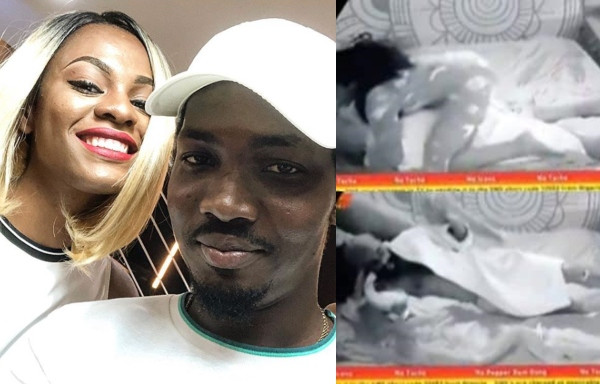 Few hours after Jackye trended over a pillow fight with Mike, her boyfriend Oluwasegun Kosemani has lashed out at those making it an issue. Pointing out that Mike complained some time ago that Jackye has been staying away from him since the new housemates were unveiled, Oluwasegun called out people who claimed she wasn't loyal to their friendship, alleged she was boring and acting too holy at that time.