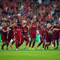 Liverpool survived a huge scare against Chelsea in the European Super Cup in Istanbul after Jurgen Klopp's men won on a penalty shootout. Chelsea was more dominant than Liverpool in the first 45 minutes, the first attempt on goal for the Blues feel on the foot of Pedro but the Spanish attacker was denied by the woodwork.Liverpool was not efficient in front of goal as the likes of Mohamed Salah and Sadio Mane were off from the entire first half of clash.Kante was magnificent in the build-up of the opening goal as he raced down in the midfielder to deliver the ball to Christain Pulisic who provided a perfect assist for Olivier Giroud in the 35th minute as the Frenchman made no mistake to beat Liverpool defender and goalkeeper for the opener. Jurgen Klopp made the first change as Oxlade Chamberlain was withdrawn for Roberto Firmino. The Brazilian forward takes no time to introduce himself as he quickly helped Liverpool to get the equaliser by providing an assist for Mane in the 47th minute.Both teams created chances in the second half but none of the chances was converted as the game went into extra time of the clash.Liverpool scored their second goal of the evening via Mane after the Senegalese forward was let alone to play the ball into the top of the net.it takes no time for Jorginho to find the equaliser from the penalty spot after Liverpool keeper brought down Tammy Abraham in the 99th minute.Liverpool won the clash after Abraham lost from the spot.