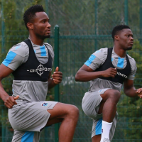 Former Super Eagles Player, John Obi Mikel as resumed training with his new side Trabzonspor in turkey. Below are photos from the training ground…