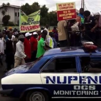 Nigeria Union of Petroleum and Natural Gas Workers, NUPENG, yesterday, issued a seven-day strike notice to the Federal Government to compel Chevron Nigeria Limited, CNL, to honour the agreement it reached with the union on June 20, failing which members would down tools and begin an indefinite strike.