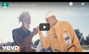 Watch And Download Music Video:- Picazo – Pray For Me