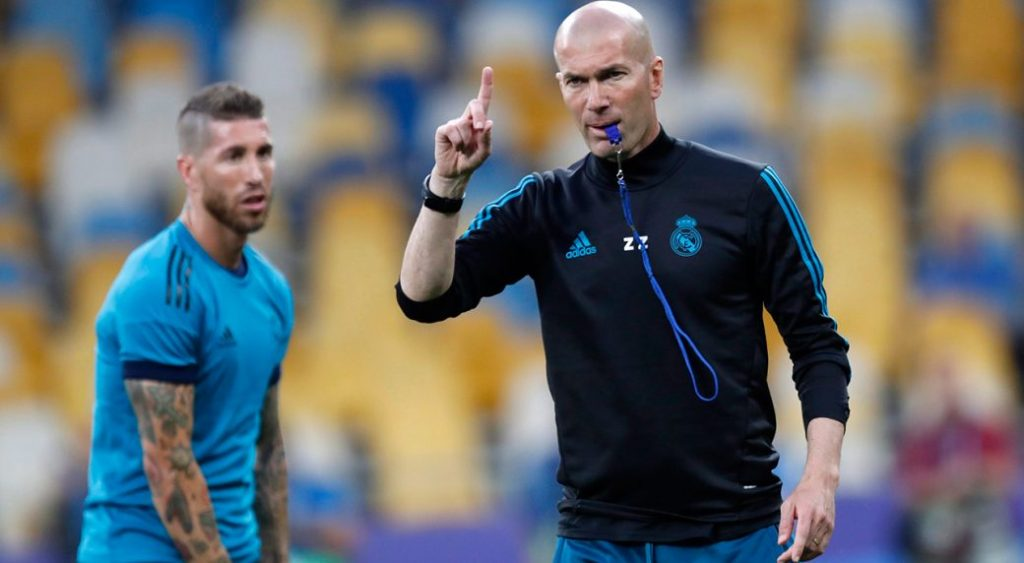 """Real Madrid manager Zinedine Zidane has revealed the team's priority of the season ahead of their opening fixture in the La Liga against Celta Vigo on Saturday. Zidane has marked the La Liga as the team's priority this season though he knows the importance of the Champions League to Real Madrid as well.Zidane spoke about the importance of the league when he arrived again in March.""""I've always maintained that the league is the most important thing for me, as it's the day to day,"""" he said at the time.""""It's the most complicated thing to win. """"We'll try to start LaLiga in the best possible way next season.""""That'll be an important idea from pre-season onwards.""""It has to be the primary objective, without disrespecting any other competitions.""""Part of Zidane's logic is the idea that strong performances in the league can keep a team competitive and ready to go in the cup competitions too, as was the case in 2016/17 when he oversaw a LaLiga and Champions League double"""