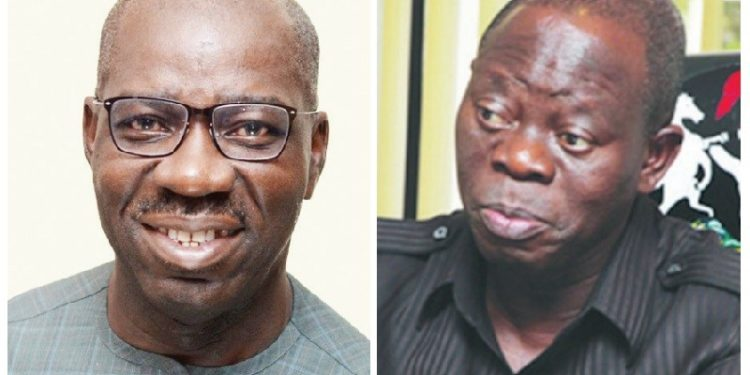"The National Chairman of the All Progressives Congress, Adams Oshiomhole, says the Governor of Edo State, Godwin Obaseki, sacked the only commissioner he nominated into his cabinet.  Oshiomhole, who is the immediate past governor of Edo State, said this during an interview on Channels Television on Saturday.  He said the irony was that Obaseki took the drastic action after a reconciliatory meeting which was attended by some APC stalwarts including Governor Atiku Bagudu of Kebbi State.  The APC chairman said, ""We have no argument over money or appointment… In the meeting we held with four governors, including Governor Bagudu, I asked the governor, how many commissioners I nominated into his cabinet. He agreed that I only nominated one person out of more than 20 commissioners.  ""Not many Nigerians will believe that because for me I was out of government and I have convinced myself that the day I step out of government, that is it. After that first meeting, the governor decided to remove that one commissioner along with seven others. But that is not my business.""  Oshiomhole, who has been at loggerheads with his successor in the last couple of months, said he was also disturbed that Obaseki decided to abandon some of his projects.  The former, however, assured his successor that he was not under any threat.  He said, ""The governor can never tell you that I have interfered in his choice of projects and so on. The only thing I feel a bit worried about is that some of the projects we started together have been abandoned. There is no way to solve disagreements without talking to the aggrieved parties.  ""Let me assure you. This governor is not under threat. It is those who make money from crisis, those I call merchants of confusion, who can tell the governor that he wants to be impeached. What will I gain if Godwin does not run a second term?""  Obaseki and Oshiomhole's feud deepened in June when the former issued a letter of proclamation for the inauguration of the House of Assembly.  The inauguration subsequently took place at night in the absence of lawmakers loyal to Oshiomhole, thereby making it possible for those loyal to Obaseki to emerge as presiding officers of the Assembly.  The move was said to have infuriated Oshiomhole and the APC leadership, causing the National Assembly to threaten to take over the state legislature.  Oshiomhole's brother, Seidu, was also violently attacked during the crisis that ensued.  Source:- Punchng"