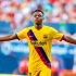 Sixteen-year-old Ansu Fati became Barcelona's youngest ever La Liga goalscorer but could not prevent his side stumbling to a surprise 2-2 draw with Osasuna at Estadio El Sadar, which left the champions with only four points after three games. However, the match, there was a minute's silence held in memory of former manager Luis Enrique's daughter who died from bone cancer.
