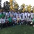 The session took place under the watchful eye of German tactician Gernot Rohr at FC Dnipro's training ground at Dnipropetrovsk, within the Pridniprovsk housing estate with Porto on loan star Chidozie Awaziem, Semi Ajayi and Ola Aina arrived the team's hotel late before taking part of the training session.