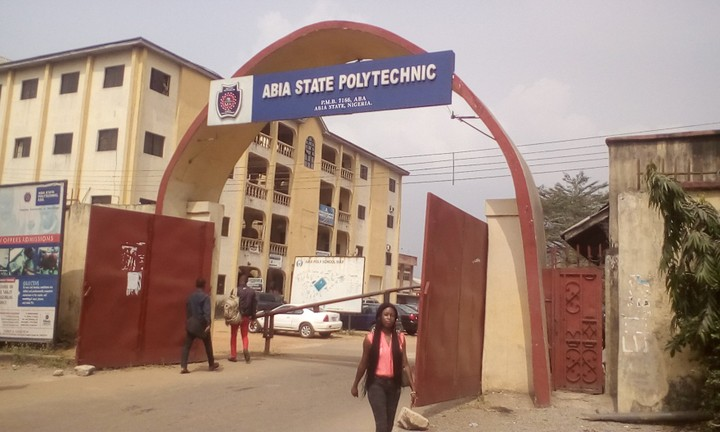 "The Management of the Abia State Polytechnic, Aba, has commenced the implementation of the review report on verification of staff and their certificates, as approved by the State Executive Council in April 2019.  The polytechnic also disclosed that it has sacked 258 of its workers, saying that it was parts of its determination to reposition the institution for a greater operational efficiency.  This was contained in a statement issued to newsmen in Aba by the Polytechnic's Public Relation officer, Mrs. Chinyere Eze and obtained by Akelicious Sunday evening.  According to the statement, ""we wish to inform members of the public that we have commenced the implementation of the review report on verification of staff and their certificates, as approved by the state executive council in April 2019.  ""Following painstaking verification and reviews, letters have been issued to 258 staff members whose services are no longer required by the institution. All the affected staff are receiving full severance payment in line with their condition of service with the school.  ""They will also receive due outstanding salaries as other workers are being paid. "" Among other things, the ongoing reform is expected to position the institution to achieve its motto of ""towards excellence in technology"", meet regular salary obligations of its workforce as well as create necessary environment for academic excellence that the institution is known for""."