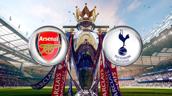 Arsenal and Tottenham will both be aiming to bounce back from defeat when they meet at the Emirates Stadium in Sunday's North London derby. The Gunners saw their perfect start to the season ended with a 3-1 defeat at Liverpool last weekend, while their neighbours suffered a shock 1-0 loss at home to Newcastle. Watch the super Sunday match preview between Arsenal and Tottenham here.