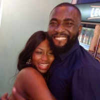 Ex-BBNaija housemate, Gedoni has sent a lovely message to his boo in the house, Khafi Kareem. Gedoni who was evicted alongside Jackye from the show on Sunday apologised to Khafi for not always standing up for her then he went on to say, 'i love you from the bottom of my heart'.