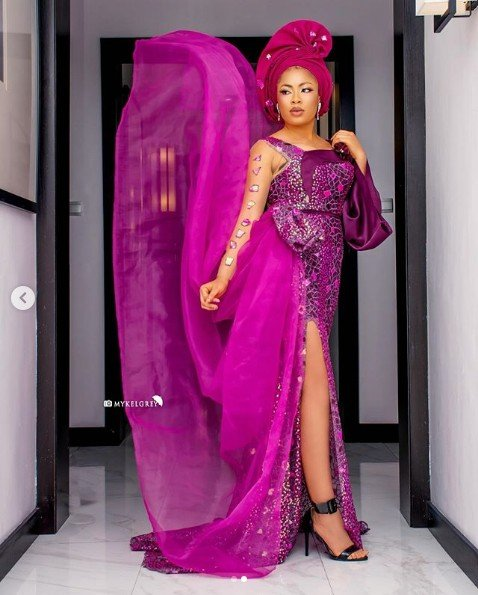 Cee-C And Nina Step Out In Style For TeddyA And Bambam's Engagement Event (Photos) Former Big Brother Naija Housemate, Ceec and Nina steps out in style to TeddyA and Bambam engagement in Ilaro, Ogun State.