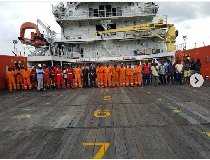 The Economic and Financial Crimes Commission, EFCC, Port Harcourt's Zonal Office, has commenced investigation of 58 suspected oil thieves; four Vessels, one Barge and two wooden Boats allegedly involved in illegal oil bunkering. .