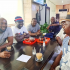 Evicted big brother naija housemate, Tuoyo who became the fifth housemates to leave the reality TV show season 4 was hosted by Warri billionaire, Ayiri Emami alongside comedian Mr Jollof.