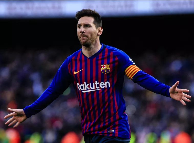 """Superstar footballer, Lionel Messi,who has never played for another club exceptBarcelonais in line for a """"life contract"""" at the Spanish football club.  According to Mundo Deportivo, Barcelona presidentJosep Maria Bartomeu wants to tie down his talisman, 32, for the rest of his football playing life."""