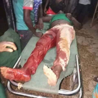 A man was shot dead yesterday by a mopol officer in Shiroro LGA,Niger State during chairmanship primary election.His cousin took to Facebook to share the sad story and wrote…. 'Rest in perfect peace my cousin brother we love you but Allah love you more than us Black Saturday for kuta Isah mamsa'