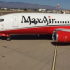 """According to reports, the plane, with 560 pilgrims and 19 crew members on board, made a hard landing damaging the aircraft and some instruments on the runway. Contrary to wide spread reports, the Chairman of Max Air, Alhaji Dahiru Bara'u Mangal has insisted that his aircraft never crash-landed in Niger State on Saturday. Alhaji Mangal, in a statement which he personally signed, said unlike what was reported, his aircraft had an """"emergency landing"""" in Minna, the Niger State capital, while conveying pilgrims to the state from Saudi Arabia. """"Actually, it was not crash landing, rather an emergency landing and the reasons that led to it are bad weather and power outage. """"There was no light at the airport when my aircraft reached Niger State and the weather was also bad. """"However, the beauty of the whole thing is that we have not recorded any casualty as nobody was injured or died during the unfortunate incident,"""" he said. The chairman added that the aircraft, a Boeing 747-400 series, was also in good condition despite the unfortunate incident and called on its customers to disregard reports of a crash landing in Minna. According to reports, the plane, with 560 pilgrims and 19 crew members on board, made a hard landing damaging the aircraft and some instruments on the runway. Already some investigators from the Accident Investigation Bureau (AIB) from Lagos are already in the Niger State capital to commence investigations into the incident. In a statement released by the Bureau late Saturday, the AIB solicited the support of the public to aid in the investigation by providing it with any video clips or any other relevant information."""