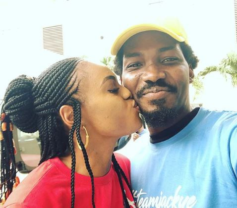 Lami, the boyfriend of ex-Big Brother Naija housemate, Jackye has revealed how he personally spent 1.5million naira on votes for his girl but the 'votes didn't count'.