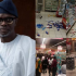 """Lagos State Governor, Babajide Sanwo-Olu has revealed that the anti-xenophobic protest which went wrong, led to loss of over 5,000 jobs in the state. Sanwo-Olu condemned looting of goods in the shopping malls and also disclosed the number of jobs lost during an inspection of some facilities damaged during the protest which was hijacked by hoodlums. He said victims of the attack were indigenous stores and not even South African-owned businesses. He said: ''We have seen the level of destruction at both Novare Plaza and Surulere plaza. """"The first is to condemn the act that had led to this destruction in strong terms. These are just enormous destruction of property. This is extensive destruction of people's wealth. """"Unfortunately, during my inspection of both plazas, I discovered that those affected were all indigenous stores and companies. """"Even the names that are synonymous with South Africa, I could see that there were over 150 staffs that could not get to perform their duties because of the act. ''From the evidence shown, we realized that people also jumped in through some nearby properties within the community. All these are unimaginable. ''But really the lesson learnt from all these were that we all go back and check what are the social implications of what has happened and how can we learn from it.'' ''When people come into a store overnight to loot the goods, it is an act that must be condemned. With the act now, over 5000 people are out of job. These are places that Nigerians were the major ones affected.''"""