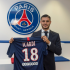 Paris Saint-Germain has reacted after stealing the show on the transfer deadlined day by signing Mauro Icardi and goalkeeper Keylor Navas from Inter Milan and Real Madrid respectively. The 26-year-old star future had been one of the biggest stories of the summer and he expected to leave San Siro with former Chelsea manager Antonio Conte informed Argentina international wasn't part of his plan going forward but the arrivals of both Manchester United players of Romelu Lukaku and Alexis Sanchez surplus to requirements.However, Navas arrival Ligue 1 Champions on a four-year deal sees PSG release keeper Alphonse Areola going to Real Madrid, while Icardi moves to Paris based club on a season-long loan with an option to make it a permanent move for 70 million euros next summer. The Les Parisiens took to their social media to announced the new two arrivals of the Europe transfer deadline day.