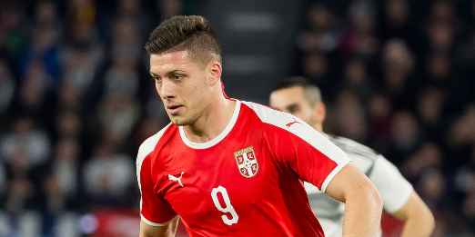 """Real Madrid striker Luka Jovic has suffered another injury during the international game against Portugal, the Serbian forward suffered a relapse from the previous injury that kept him out for weeks during the Los Blancos pre-season tour in the summer.  Real Madrid manager Zinedine Zidane has experienced terrible time with different injuries from the pre-season to the start of the season, with the likes of Eden Hazard, Ferland Mendy, Rodrygo Goes all down at a point in time due to injury.Concerning the injury suffered by Jovic, Serbia FA has released a statement to that effect.""""In the game against Portugal he suffered a relapse from an injury he was suffering from when he joined up with the national squad and having been examined by the medics, it has been determined that he won't be able to play this Tuesday against Luxembourg"""", said the statement.The former Frankfurt forward was introduced with just three minutes to end the game against Portugal when he sustained the injury, he is automatically ruled out for the clash against Luxembourg and he has been released to return to Real Madrid."""
