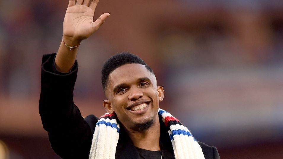 "Samuel Eto'o, an outstanding Cameroonian legend, has announced his retirement from active soccer after 22-year of an illustrious career.  The 38-year-old pacy forward began his playing career with Real Madrid before going on to play for 13 other clubs including FC Barcelona, Chelsea, Everton, Real Mallorca, Chelsea and so on.  He made the announcement in an Instagram post where he wrote: ""The End. Towards a new challenge. Thank you all, big love."""