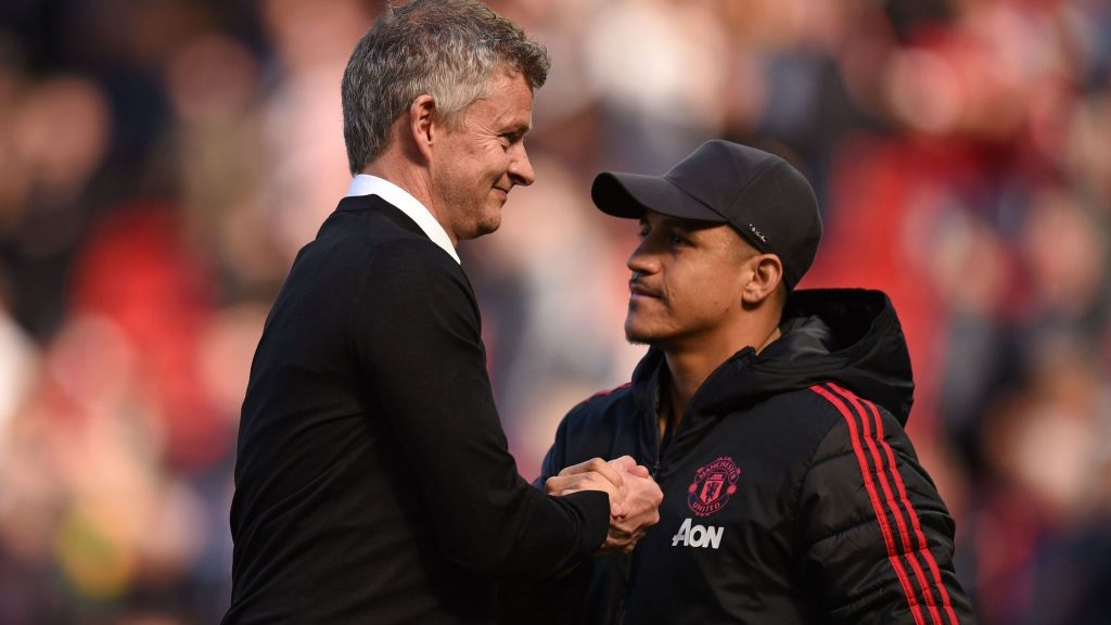 Manchester United manager Ole Gunnar Solskjaer says Alexis Sanchez could still have a future with the club, despite joining Inter Milan on a season-long loan. Speaking to the press ahead of his team's trip to the south coast of England where they play Southampton today (Saturday), the Norwegian was asked directly whether the Chilean had a future at the club. His response was positive, and he elaborated by pointing out that it was, after all, a one-season loan, and that Alexis is expected to go to Inter and represent Manchester United by acting in a professional manner. Once the loan is over, the forward's return to the club and a future at Old Trafford is definitely on the table. Sanchez is widely considered as one of the biggest disappointments when it comes to transfers in recent years. He was a vital player for Arsenal during his three and a half years at the Emirates, but after moving to United in January 2018, the 30-year-old only managed to score five goals in 45 appearances.
