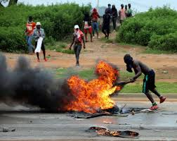 Tensions Rise Between South Africans And Foreigners (Video)