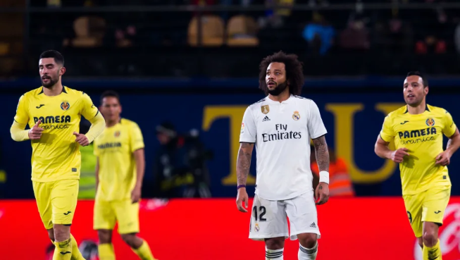 Real Madrid will take a trip to Ceramica to face Villarreal in their upcoming La Liga clash on Sunday, here are details you need to know before the main clash. TEAM NEWS: VILLARREAL: The Yellow Submarine will be without midfielder Ruben Pena and midfielder Bruno Soriano Llido when they entertain Real Madrid at the Ceramica Stadium. REAL MADRID: Los Merengues will miss a host of players when they face Villarreal in their upcoming La Liga clash, Marco Asensio is ruled out of the season due to ruptured knee ligament against Arsenal in the pre-season friendly.Newly signed Eden Hazard is yet to feature in the La Liga this season, he suffered a hamstring injury before the clash against Celta Vigo, he is facing the race to be fit against Villarreal.Ferland Mendy is another player that was bought in this summer he is yet to play any La Liga match as well due to a hamstring injury.Brazil wonder kid Rodrigo Goes is also down due to hamstring injury, the forward is signed for the Real Madrid B team but he is expected to play in the Real Madrid senior team.Brahim Diaz is not also available for selection. HEAD TO HEAD: Real Madrid won two in their last six clashes against Villarreal, while the yellow submarine won only one out of the six games the remaining three ended in a draw. RECENT FORM:VILLARREAL: Villarreal is yet to win a match in the new La Liga season, with 4-4 draw against Granda in their opener and the 2-1 defeat against Levante left the Yellow Submarine without a win their opening two games of the season. REAL MADRID: Zinedine Zidane's men started the season on the high with a 3-1 win over Celta Vigo but suffer a shock against Real ValladolidWhich ended in a draw at the Santiago Bernabeu.Real Madrid hope to bounce back from their sluggish performance and put up a convincing show when they face the yellow submarine. PROBABLE LINE UPS: VILLARREAL: Andrés Fernández, Mario Gaspar, Raúl Albiol, Pau Torres, Xavier Quintilla, Vicente Iborra, Santi Cazorla, Samuel Chukwueze