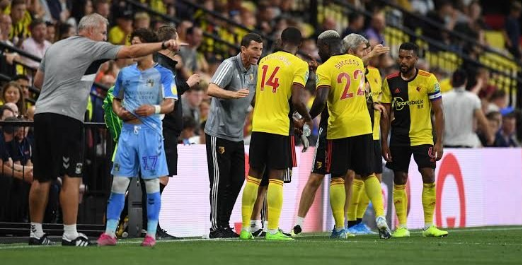 """Watford have sacked Isaac Success coach Javi Garcia and appoint Odion Ighalo former manager Quique Sanchez Flores.  The 49-year-old Spaniard was dismissed as Hornets boss on Saturday after picking one point their first four Premier League games getting axed after overseeing a poor run of results over the month of August.Chairman Scott Duxbury said on the club official website: """"Javi has represented Watford with great dignity and will always be deserving of our fullest respect for his achievements.""""  A club statement added: """"Everyone at the Hornets wishes Javi and his staff all the very best for the future, and they will always be welcome visitors in the future at Vicarage Road.""""Sánchez Flores returns to Vicarage Road, having guided Watford to a comfortable mid-table finish during the 2015-16 campaign – the club's first season back in the Premier League and also led Watford to the semi-finals of the FA Cup during his year at the helm."""
