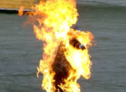 """A seventeen years old girl identified as Aisha living in Albarkawa area in Gusau metropolis in Zamfara state on Sunday set her self ablaze owing to her fiance's inability to marry her due to his poor finances.  Aisha's neighbour told Daily Trust that she decided to commit suicide after she learnt that her fiance who dated her for quite a long time has no money to pay for dowry in preparation for her wedding.  He said her lover called Umar was asked by her parent to present himself to her family for the marital engagement but the young man told her parent that he was not financially well off to pay for the N17,000 as dowry demanded by the father of the girl.  """"She brought a gallon of petrol and a matchbox. She got her self drenched in the petrol and struck a match stick and within a second she got engulfed in flames.""""  """"Even before setting her self ablaze, her younger sister had tried hard to stop her from taking the dangerous decision by flinging the matchbox from her hand as any time she attempted to strike the matches the younger sister would stop her until when she became tired of stopping and went away.""""  """"The girl then ran outside the house screaming for help until some good Samaritans arrived and put out the raging flames tormenting her. The girl's father said he had no money to take her to the hospital as he could only boast of N750 at the time the incident happened,"""" he said.  However, Daily Trust learnt that Aisha who was severely burnt is being treated with Orthodox and other traditional medicines at home.  The spokesman of the state police command, SP Muhammad Shehu, said he was yet to receive information on the matter but promised to get back to our correspondent latter.  Source:- Dailytrustng"""