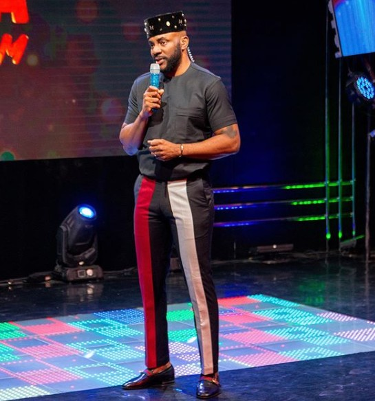 From Tuxedos, to bespoke suits, to stylish Agbadas, media personality, Ebuka Obi-Uchendu was flawless with his choice of outfits as the host of the just concluded Big Brother Naija reality show season 4.
