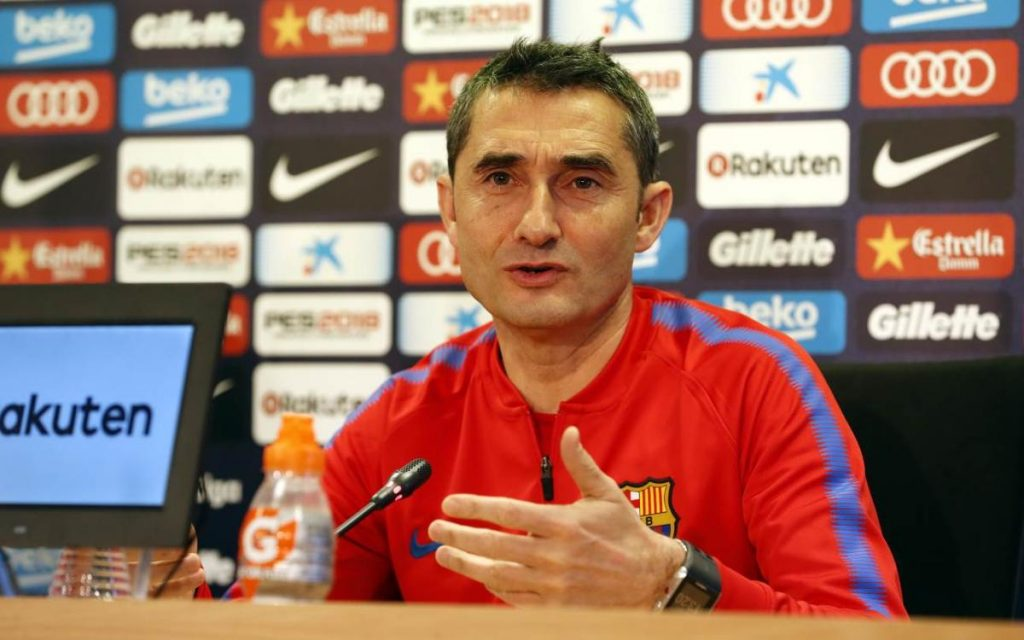 Barcelona has released squad for the clash against Sevilla with a surprise inclusion in the squad.  Ansu Fati and Jordi Alba were included in the squad as expected after they recovered on time to face Julen Lopetegui's men at the Camp Nou.  Ernesto Valverde surprisingly included Uruguayan forward Ronald Araujo in the squad, Junior Firpo didn't make the squad due to injury. The full list is as follows: Marc-Andre ter Stegen, Neto, Nelson Semedo, Gerard Pique, Ivan Rakitic, Sergio Busquets, Jean-Clair Todibo, Arthur Melo, Luis Suarez, Lionel Messi, Ousmane Dembele, Antoine Griezmann, Jordi Alba, Sergi Roberto, Frenkie de Jong, Arturo Vidal, Carles Perez, Ansu Fati and Ronald Araujo .