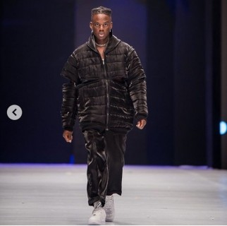 Don Jazzy's signed artiste and Headies Next Rated 2019 winner, Rema shows off his modelling skills as he walked through the Lagos Fashion Week…