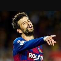 Barcelona center-back, Gerard Pique has been accused of deliberately getting booked in order to avoid a match ban in their next game so as to play in the El Clasico against Real Madrid on October 26. During Sunday clash in Barca's 4-0 win against Sevilla, the Spanish defender kicked the ball away and picked up his fifth yellow card of the season which will see get a one-match suspension. The 32-year-old will now miss Barcelona's game against Eibar but is free to play against fierce rivals Real Madrid at the Camp Nou a week later. Spanish outlet Marca reported that Pique's actions were intentional, with referee Miguel Antonio Mateu Lahoz forced into booking the defender in the 85th minute when Barca were four goals to the good. Last season, Real Madrid's Sergio Ramos was caught up in a similar situation. The Spanish defender was suspended for two matches by UEFA for receiving a yellow card on purpose last February, in a first-leg win against Ajax in the last-16 of the Champions League. Ramos later admitted saying: 'I would be lying if I said I didn't force [the booking],' but the Spaniard got his just rewards as Real were knocked out of the competition in the second leg without him.