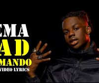 Watch And Download Music Video:- Rema – Bad Commando